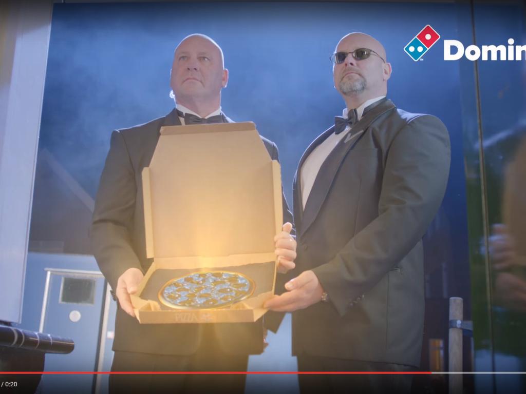 De Golden Pizza